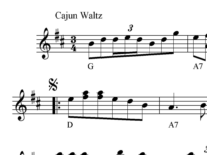Sheet Music Waltz Dance Steps Diagram The Sunnybank Stomp